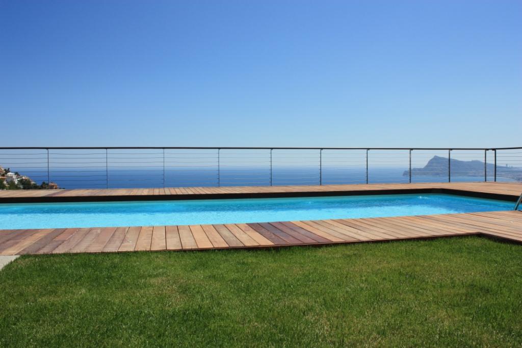 garten schwimmbad. Black Bedroom Furniture Sets. Home Design Ideas